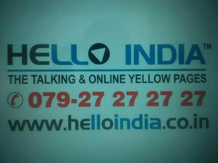 What is first choice of Gujarati's in Ahmedabad , HELLO INDIA #The Talking Yellow Pages . #Online yellow pages Ahmedabad #Online directory - by Hello India Pages | www.helloindia.co.in, Ahmedabad