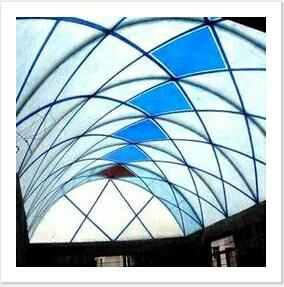We are a leading manufacturers of FRP Dome. We are located in Vadodara. - by Impex Marketing, Vadodara