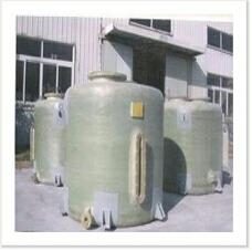 We are a leading manufacturer of FRP Tank and vessel. We are located in Vadodara, Gujarat. - by Impex Marketing, Vadodara