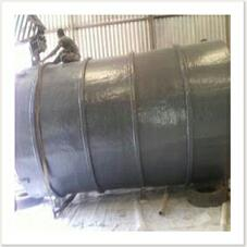 We hold specialization in manufacturing FRP Vessel and related components that are used in filtration, ion exchange process, membrane separation technology and chemical treatment. These FRP vessels find wide application in industries like s - by Impex Marketing, Vadodara