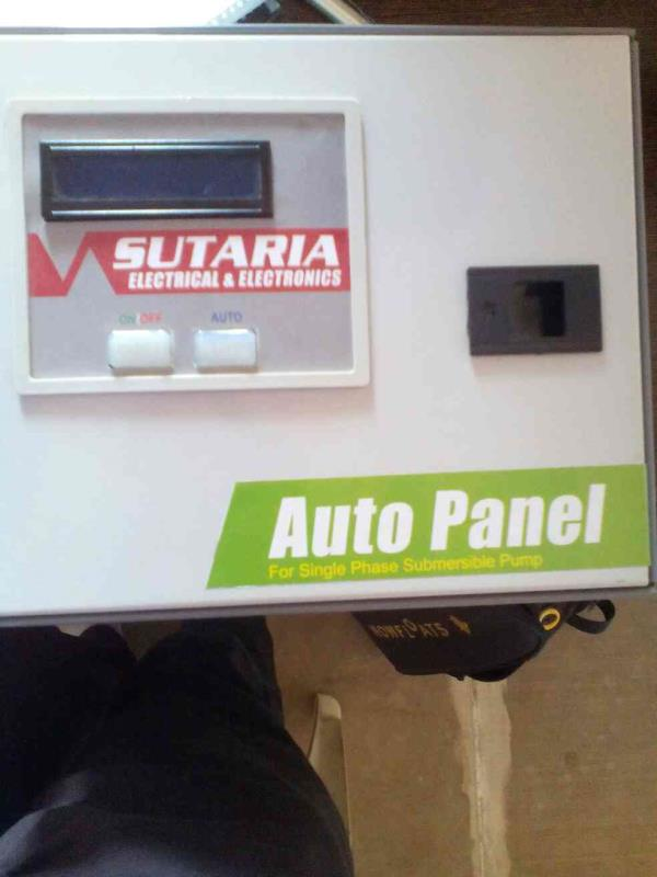 We are best manufacturer of Electrical Control Panel in rajkot with superior quality. - by Sutaria Electrical & Electronics, Rajkot