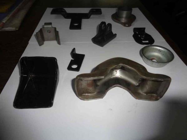 Sheet metal press part manufacturer in india - by Akm Engineering Indore, Indore