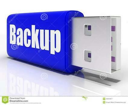 backup  - by Nayan computer, Ahmedabad