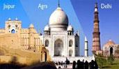 Golden Triangle Tour 4 Days    Prices Starting from 9, 999 INR per person.   Golden Triangle Tour 4 Days  Day 1: Arrive Delhi – Jaipur  Arrive Delhi in the morning, our representative will meet and assist you on arrival. Directly proceed fo - by Holiday Jacks, New Delhi