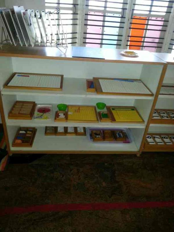 Montessori in Vijaya Enclave.   we are providing preschool with daycare facility in Kodichikanahalli off Benarghatta Road.  vistasmontessori.com - by Vistas Montessori, Bangalore