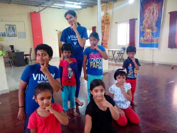 best dance classes in Bannerghatta road    - by Vinay Ratnasiddi International Dance Classes , Bengaluru
