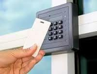 Time Attendance System with access control  - by Golden Eye Securities , Ahmedabad
