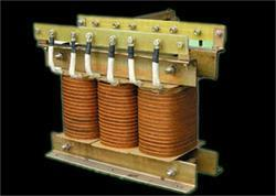 """COSMOSTAT"" k-rated Isolation Transformer employs a unique multiple shielding techniquethat reduce the interwinding capacitance to below 0.00f picofarads, D.C. Isolation to over 1000 Megaohms and line lekage current to a safe 10 microamps m - by Cosmostat Industries, New Delhi"