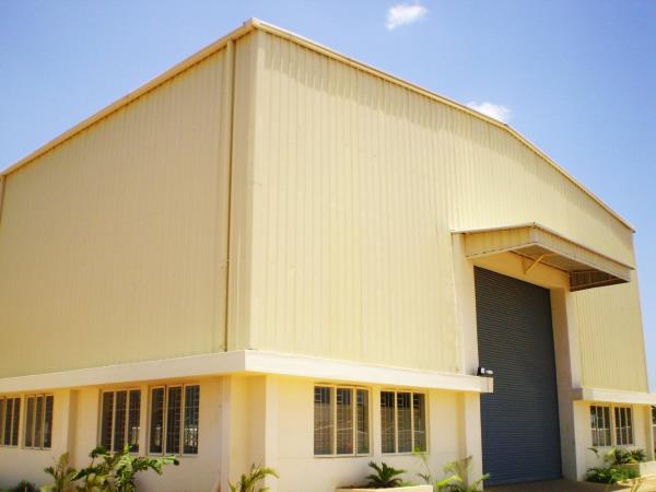 Single skin sheet Roofing in chennai  Single skin use of metal roof sheets are suitable for various application small or large, due to the exposure to both gravitational and suctional wind loads on one sheets - we strongly suggest you consu - by ROOTS FABS Pvt Ltd, Chennai
