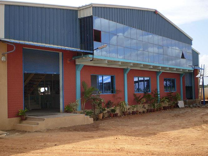 Pre Engineered Building contractors in chennai  PEB is Pre Engineered Building. It is a structural engineering that is designed either by a PEB supplier or manufacturer. To make such structures, one needs to have the best raw material to pr - by ROOTS FABS Pvt Ltd, Chennai