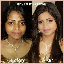 we are the best makeup artist in delhi. - by Tanya Puri Makeup Artist, New Delhi