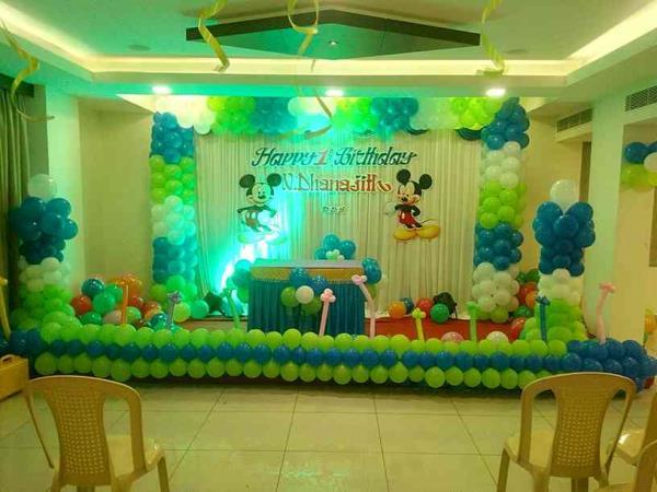 Chennai balloon Decorater in chennai - by Jai Decor's, Chennai