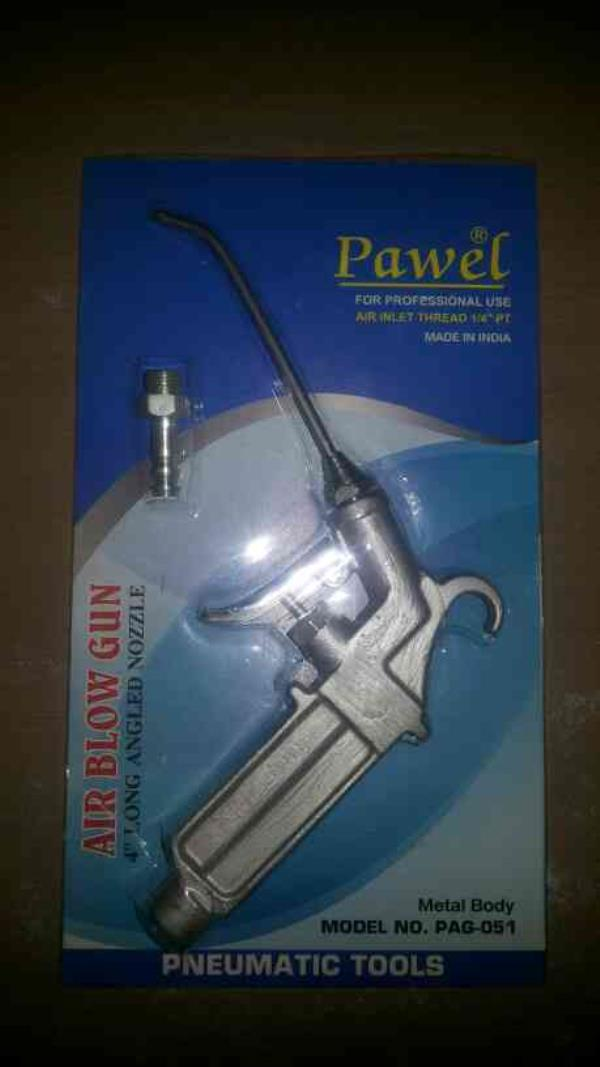 We are also manufacturer of Air Gun in metal body with wide ranges of varity at very competitive price in Rajkot.  - by Praj Industries, Rajkot