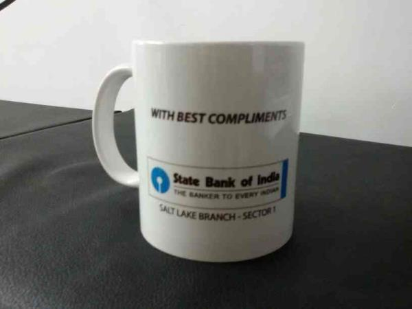 COFFEE MUG - by Silk Screen Art Centre, Kolkata