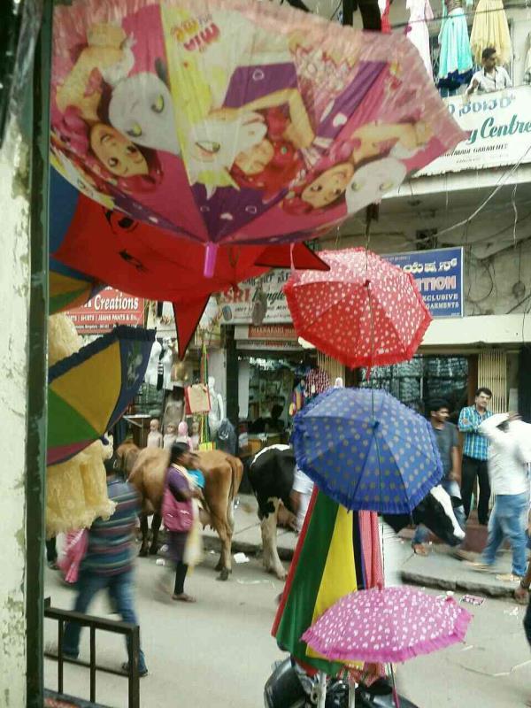 Corporate customised umbrella manufacturer in bangalore  - by Prakash Umbrella Co, Bangalore