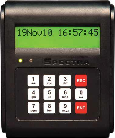 Intellligate / AR800 is a Keypad based standalone RFID Card based access control and attendance recording system. It is a field proven product being used by many clients for more than 14 years. It comes up with various options to suit varie - by Resilient Technologies, Gurgaon
