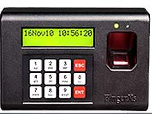 FingerXs/FP1000 is a standalone finger print recognition based access control and attendance recording system. It is a field proven product being used by many clients for more than 10 years incorporating industry's most advanced and powerfu - by Resilient Technologies, Gurgaon