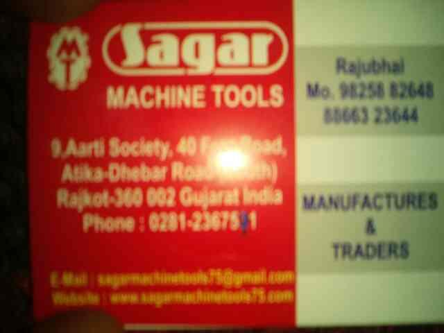 sagar machine tools is Manufacturer of all types of machine industrial traub machine and we are also traders in Rajkot Gujarat  - by Sagarmachine, Rajkot