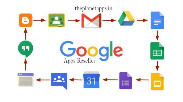 Google Apps for Work is a suite of cloud computing productivity and collaboration software tools and software offered on a subscription basis by Google...we are google authorized reseller...visit our site...theplanetapps.in - by 300 OFF! Google Apps for Work Partner +91 7503131644, Delhi