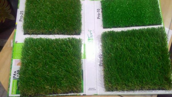 We are also wholesaling and trading pf Artificial Grass at rajkot with different variety. - by craftzone, Rajkot