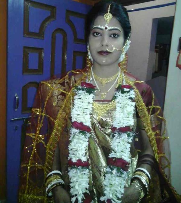 Bengali bridal - by Makeup Artist Bankura , Bankura