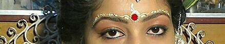 eyes art - by Makeup Artist Bankura , Bankura