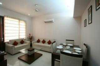 looking for accommodation for long stay near Medanta Hospital ? Jasmine Court Service Apartments provide excellent accommodation with its service apartments with attached kitchens and ultra clean rooms. for more information visit www.jasmin - by Guest House & Hotel Accommodation, Gurgaon