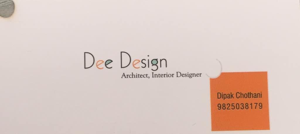 My new web site  dee-design.in - by DEE DESIGN, Ahmedabad