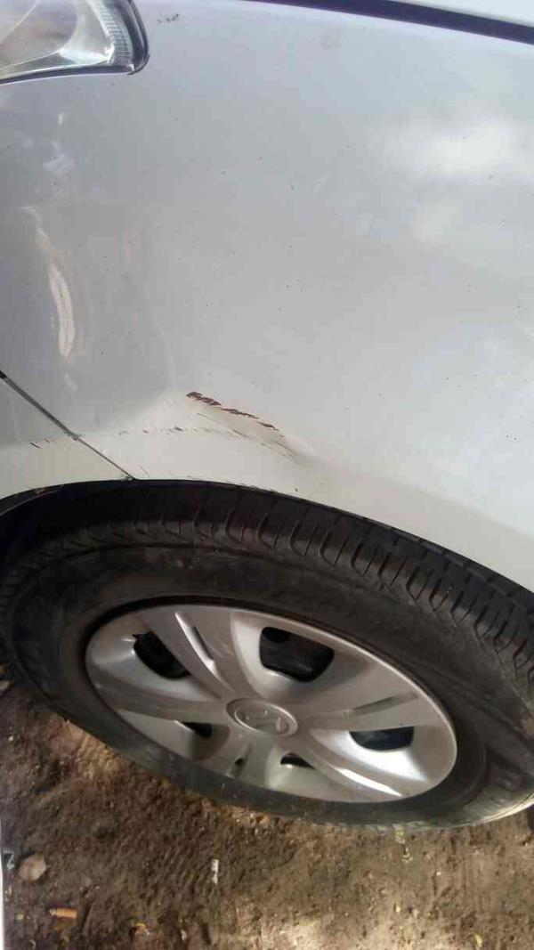 We provide service for car denting in Vadodara, Gujarat. - by AUTO ZONE, Makarpura ,Vadodara