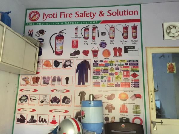 Jyoti Fire and safety  - by Jyoti Fire And Saftey , Ahmedabad