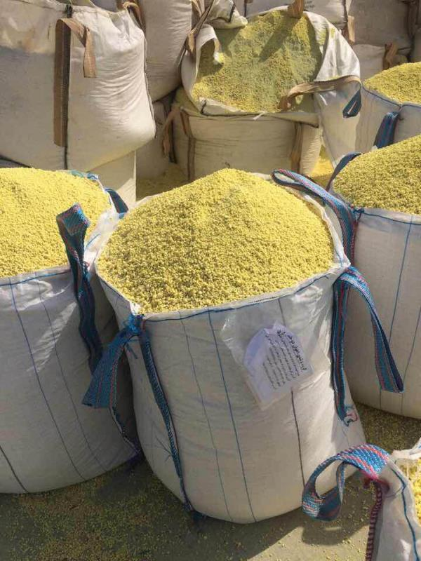 Granule sulphur Turkmenistan origin Loading port : Jebel Ali , Dubai  Packing 1 MT to 1.5 MT Quality : 99.95% min purity Shipments by containers Liners : evergreen / emirates Payment : LC / TT - by AL JABAL GLOBAL TRADING FZE, Dubai