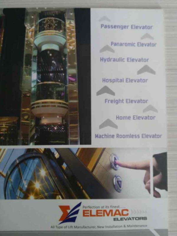 we are leading manufacturer of commercial lifts and residential lift in ahmedabad. - by Elemac Elevators, Ahmedabad