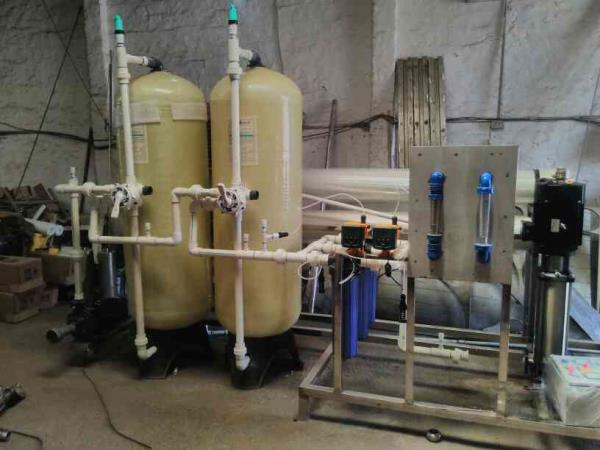 Reverse Osmosis unit 4000 liters per hour - by Essentia Luxus Pvt. Ltd., 236 Kailash Hills, East Of Kailash New Delhi 110065