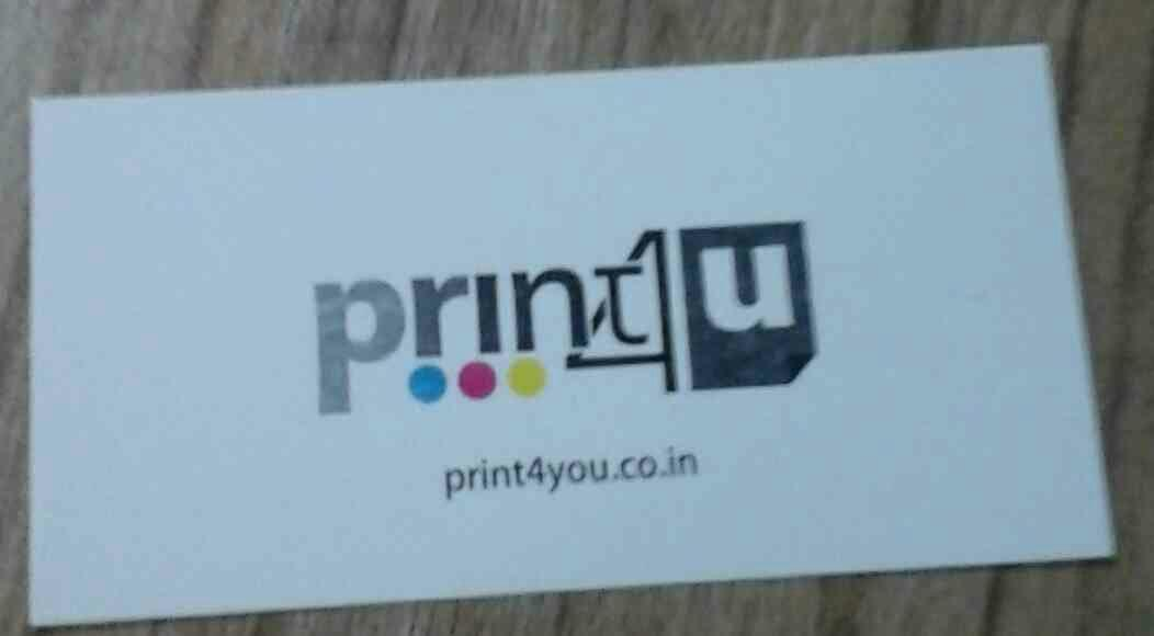 Print4You is Providing Digital Offset Printing in Ahmedabad.We provide services like Business Stationery Printing, Event Backdrops & Certified Printing. - by Print4You, Ahmedabad
