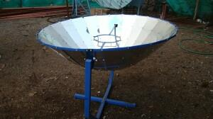 Solar Cooker :  BKR Solar is manufacturer and exporters of best quality material of Solar cooker in India  - by BKR SOLAR PVT LTD, Ahmedabad