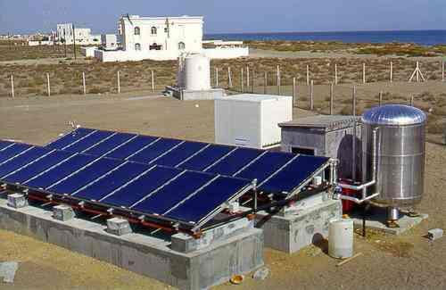 Solar Desalination Plant :  Best quality and cheap price  - by BKR SOLAR PVT LTD, Ahmedabad