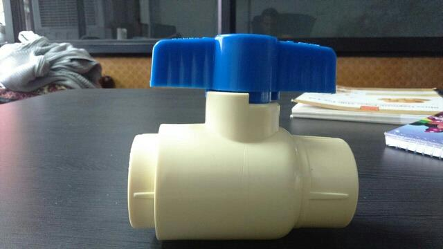 we are ledindg supplier of ball valves in plastic in ahmedabad - by Shree Ganesh Ahd, Ahmedabad