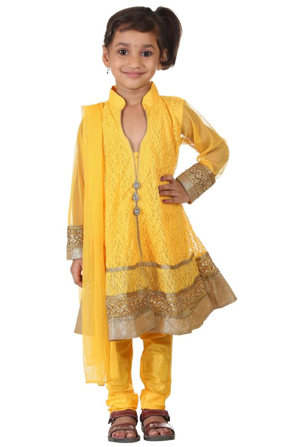 Buy Ashwini Girls' Netted Salwar Suit for Girls from age 2-8 years at http://Singlekart.com/ Currently available for Customers in Bangalore. #singlekart RHClothing                                           http://www.singlekart.com/Salwar-S - by Rohit Garments, Bengaluru