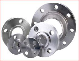 We supply Stainless Steel flanges, High Nickel alloy Flanges and backup stainless pipe flanges. Our pipe flanges come in a wide selection of dimensions and alloys. Flanges are joined to each other by bolting, and are joined to the piping sy - by Surya Metal Industries, Anand