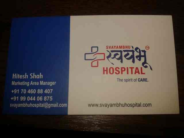 we are service procvide of gaynec and surgical services  - by Svayambhu, Ahmedabad