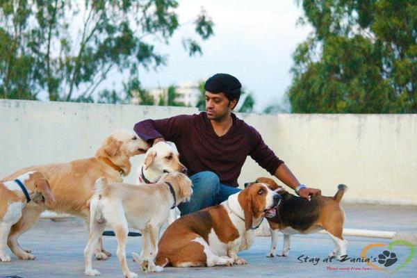 The boarders!! - by Stay At Zanias, Bangalore Urban