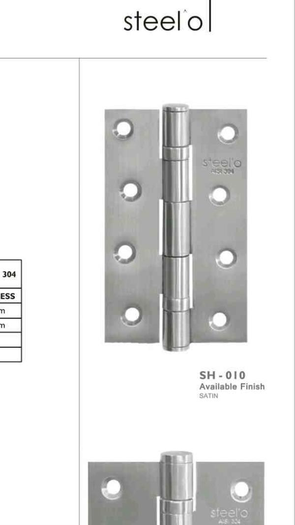 we have wide ranges of Hardware Products like handle, hinges, railing etc in rajkot and supplying in all over World. - by Steel'o Architectural Hardware, Rajkot