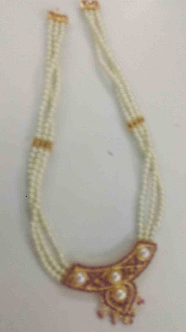 bhansali jewels is a well known manufacturer of kundan meena jewellery - by Bhansali Jewels, Jaipur