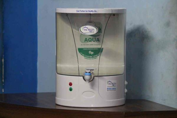 The elegant  model in RO water purifire Model name; mercury - by Powercon Systems & Marketing, Hosur