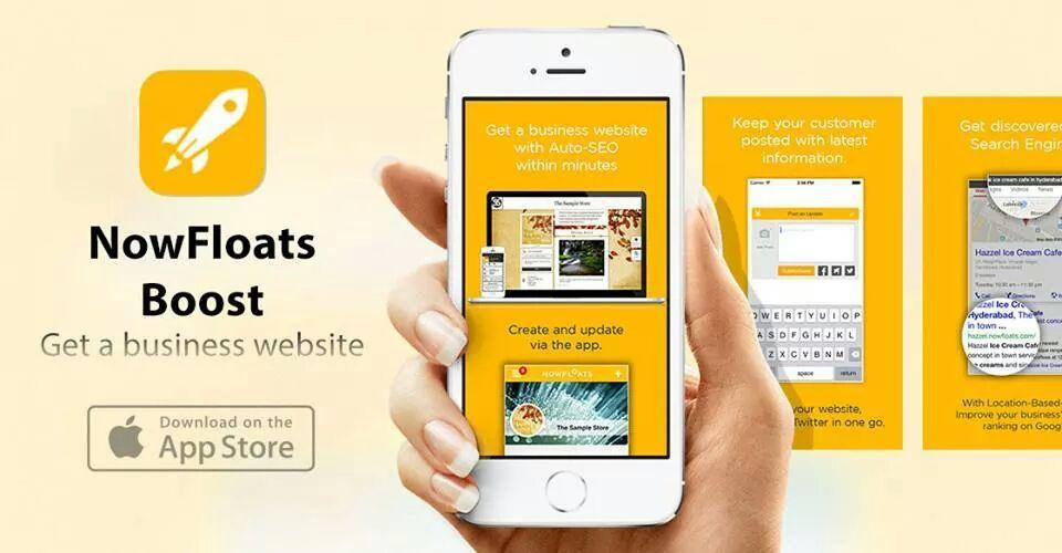 Get A Business Website With Auto SEO Within Minuets ,  Post Your product With Latest Information To Discover Your business In Search Engine .   To get Discover In Local Search / Local SEO In Madurai, Download The Boost App .  - by Nowfloats Technologies Pvt Ltd  8807315000, Madurai
