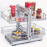 We are the dealers of Kitchen Baskets, Slotted Angle Storage Racks Dealers in Ernakulamand moreover Display Racks for modern Showroom Solutions.