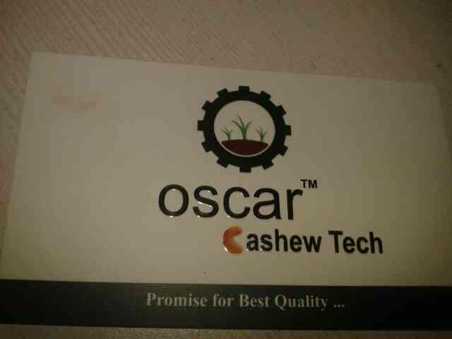 we are liding supplier of cashew machine on ahmedabad  - by Oscar Cashew, Ahmedabad