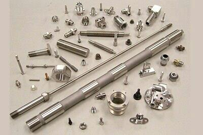Aerospace Components  Kazi Industries specializes in the manufacture of precision machine components in a wide variety of materials i.e., Stainless steel, Titanium, Nickel alloy, heavy alloys, 316, 304 Stainless steel.   - by kazi industries, pune