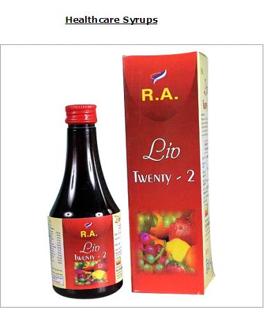 Healthcare Syrups manufacturer/ exporter/ supplier/ trader/ dealer/ distributer/ Company of Ayurvedic Products, Ayurvedic Medicines, Capsules and Syrups in -@India;-@kanpur; -@Lucknow; Varanasi, -@ Aligarh, -@Etawah, -@Jhansi, -@Gujrat -@ A - by R.A. PHARMACEUTICAL COMPANY  +91 9415164613, kanpur