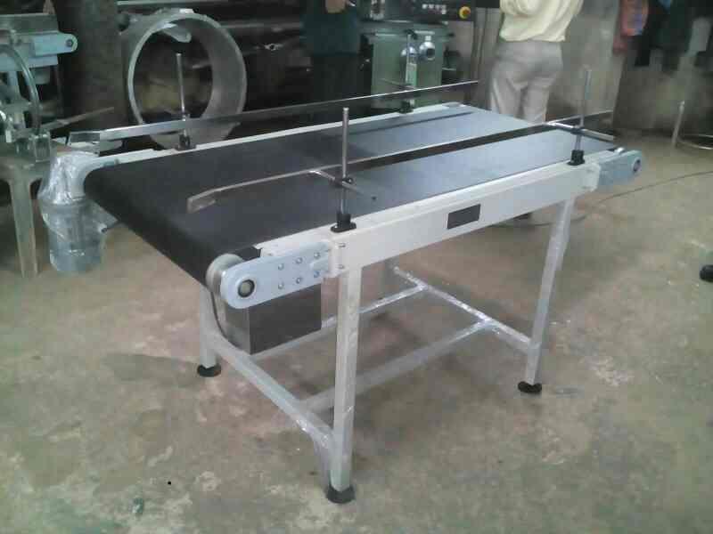 Conveyor systems manufacturer in Goa. - by Sai Samarth Engineering, Ponda